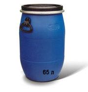 бочки пластиковые б/у на 65 литров