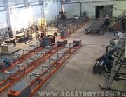 Комплексное оснащение заводов по производству ЖБИ