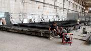 Линия по производству аэродромных плит ПАГ-18 / ПАГ-14,  дорожных плит