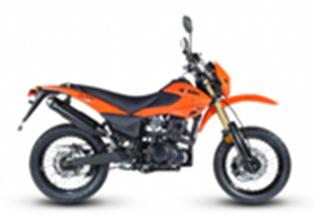 Мотоцикл Cx 200 - для шоссе и проселка