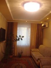 Аренда 4-х комнатной квартиры с евроремонтом семейным.