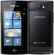 Samsung Omnia W i8350