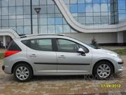ПРОДАЮ СРОЧНО!  Peugeot 207,  универсал,  2008 г.