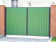 Закажи распашные ворота для своего дома!