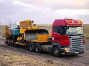 Трал услуги по перевозки крупногабаритных грузов по всем направлениям
