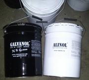 АЛИНОЛ® металлополимерный алюмонаполненный защитно-декоративный состав