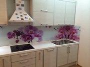 Кухонные стеклянные фартуки