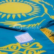 Флаги РК (сетка,  атлас,  габардин;  печать,  аппликация,  вышивка)