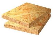 Продается плита OSB-3,  KronoUkraine,  1250x2500x12 mm
