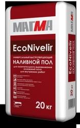 Продается Универсальный быстротвердеющий наливной пол EcoNivelir