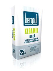 Продается клей для плитки Bergauf KERAMIK