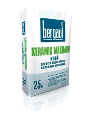Продается Универсальный клей Bergauf KERAMIK MAXIMUM