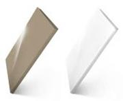 Продается монолитный поликарбонат NOVATTRO цв. (бронза,  белый