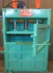 Пакетировочный гидравлический пресс ПГП-24