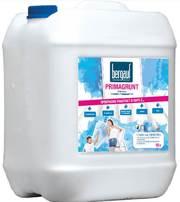 Продается грунтовка PRIMAGRUNT 10 литров марки Бергауф