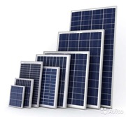 Солнечные панели, ветрогенераторы,  инверторы,  аккумуляторы,  контроллеры