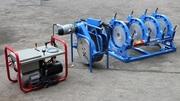 Сварочные аппараты по поллиэтиленовым трубам SUD90-315Н (гидравлика)