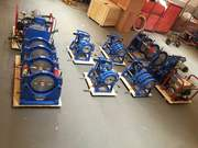 Сварочное оборудование по ПНД SUD355-630Н
