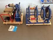 Аппарат для стыковой сварки пластиковых труб SUD40-250М (механика/гидравлика)