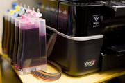 СНПЧ , ПЗК для струйных принтеров, чернила, установка, гарантия