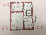3-комнатный дом ,  ул Пичугина 108