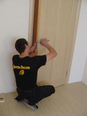 Плотник Установка межкомнатных дверей