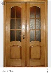 Изготовление деревянных дверей любой сложности