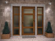 Установка входных дверей в Караганде