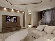 Ремонт гостиной в Караганде