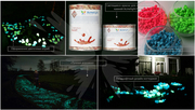 Люминесцентная краска Acmelight Faсade для экстерьера