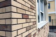 Облицовка фасадов кирпичом