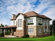 Строительство частных домов и загородных домов