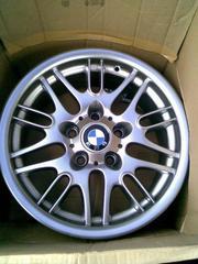 комплект зимней резины с дисками R16 на BMW
